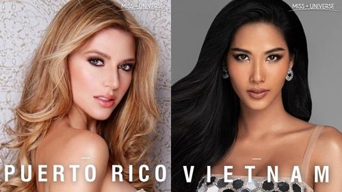 Hoàng Thùy được chọn tham gia chiến dịch quảng cáo cùng 14 ứng viên mạnh nhất Miss Universe 2019