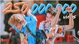 K-ICM và Jack nối dài bảng vàng thành tích: MV 'Bạc phận' cán mốc 250 triệu view sau thời gian ngắn ấn tượng