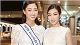 Hoa hậu Lương Thùy Linh chính thức lên đường sang Anh tham dự Miss World 2019