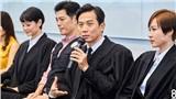 Chồng Hoa hậu Hoàn Vũ Singapore 2002 quyền lực trong chiếc áo choàng luật sư của 'Bông hồng thép'