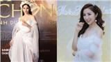 'Mỹ nữ sang chảnh' Ninh Dương Lan Ngọc 'đụng hàng' Á hậu Miss Global Việt Nam
