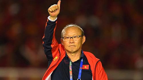 HLV Park Hang-seo: 'Sự nghiệp của tôi tại Hàn Quốc đã kết thúc rồi, giờ tôi đã gắn bó với Việt Nam'