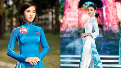 Quỳnh Nga: Từ Á khôi sinh viên trở thành đại diện tham gia Hoa hậu sắc đẹp quốc tế
