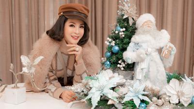 MC 'Sức sống mới' trẻ trung, sành điệutrong bộ ảnh mừng Giáng sinh