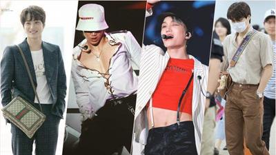 KAI (EXO) chứng minh danh hiệu 'fashion king' qua loạt set trang phục từ đời thường, chụp ảnh đến sân khấu biểu diễn