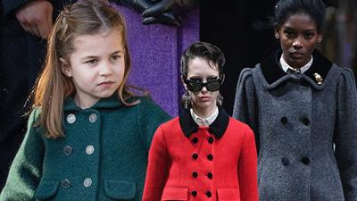 Dân tình đồn đoán Công chúa nhỏ Charlotte chính là nguồn cảm hứng cho những bộ cánh gây 'tá hỏa' của Gucci