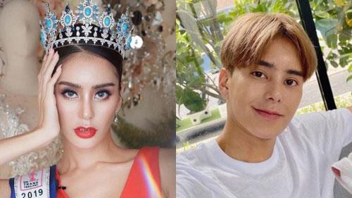 Chuyện hi hữu trong showbiz: Hoa hậu chuyển giới Thái Lan bất ngờ trở lại thân phận nam giới sau khi đăng quang