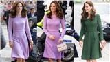 Meghan Markle chi tận 11,8 tỷ cho trang phục trong khi Công nương Kate Middleton chẳng ngại mặc lại đồ cũ