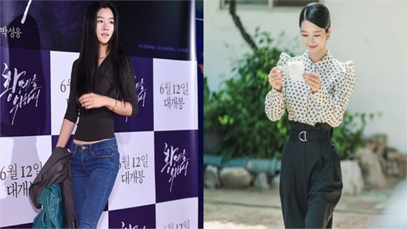Ngay cả chị đẹp Seo Ye Ji cũng bị chiếc quần này hại, các nàng chớ có dại mà mua dù được sale kịch sàn