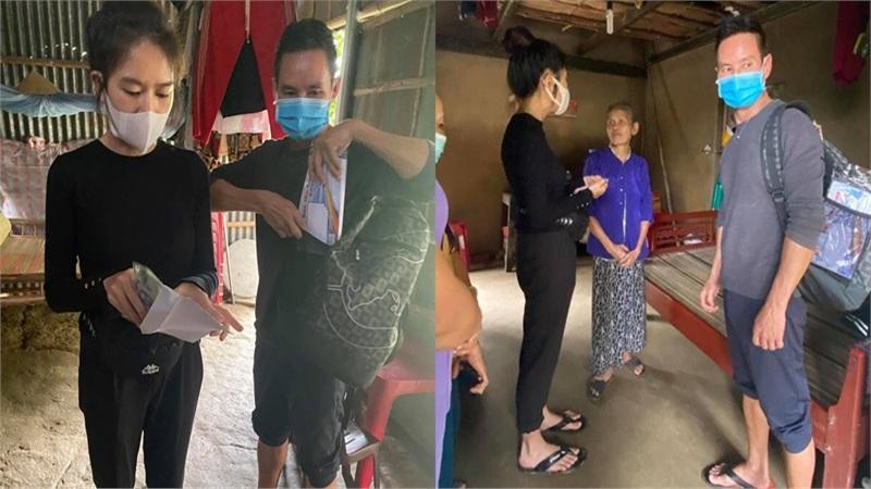 Phỏng vấn nóng vợ chồng Lý Hải - Minh Hà sau chuyến cứu trợ: Bày tỏ suy nghĩ về Thủy Tiên, tiết lộ cách minh bạch tiền ủng hộ