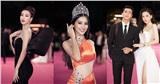 Tiểu Vy, Đỗ Mỹ Linh đọ trang sức bạc tỷ trên thảm đỏ Chung kết Hoa hậu Việt Nam 2020