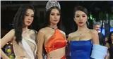 'Bóc trần' nhan sắc thật của dàn mỹ nhân trên thảm đỏ Hoa hậu Việt Nam 2020: Đỗ Mỹ Linh như già thêm vài tuổi, Kiều Loan môi tều lạ hoắc, còn Tiểu Vy thì sao?