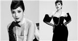 Dương Yến Nhung hóa thân thành nữ minh tinh Audrey Hepburn
