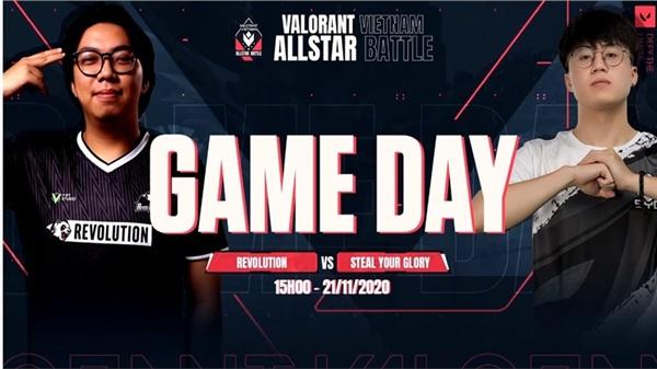 Highlight ngày thi đấu đầu tiên giải vô địch VALORANT Vietnam Allstar Battle