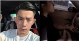 CEO Tống Đông Khuê gây 'nhức mắt' vì lái ô tô bằng 1 tay, tay khác đặt lên đùi bạn gái