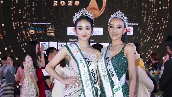 Không có danh hiệu Hoa khôi Du lịch Việt Nam 2020, chỉ có 2 Á khôi