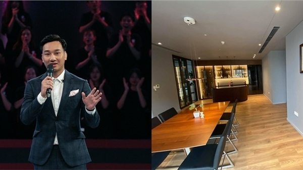 MC Thành Trung lần đầu chia sẻ về tiện nghi 'nhà thông minh' của căn penhouse 18 tỷ