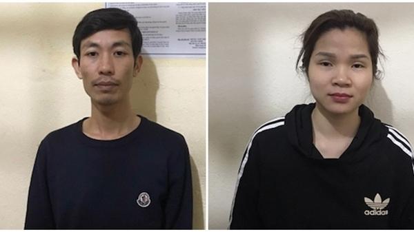 Quảng Ninh: Bắt giữ cặp vợ chồng dùng mạng xã hội môi giới mại dâm