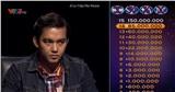 Clip: Phần trả lời xuất sắc 15 câu hỏi tại chương trình Ai là triệu phú
