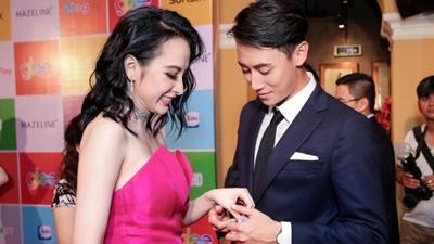 Rocker Nguyễn 'bằng mặt không bằng lòng' với Angela Phương Trinh hay chỉ là 'lảng tránh' tình cảm?