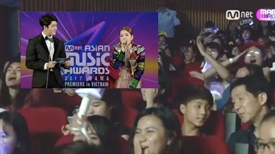 MAMA 2017: Kang Tae Oh muốn Chi Pu hát live, khán giả đồng loạt phản đối