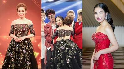 Giang Hồng Ngọc ôm Hòa Minzy sau tin đồn bất hòa vì fan