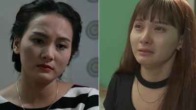 Với hai vai diễn này, Bảo Thanh xứng đáng nhận danh hiệu 'Nữ hoàng nước mắt'