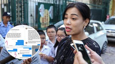 Vợ Xuân Bắc tung bằng chứng tố cáo NSND Anh Tú 'chèn ép' mình