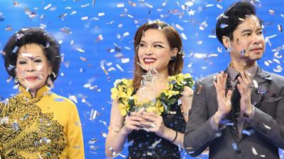 Vượt 'gia đình hoa dâm bụt', Giang Hồng Ngọc xuất sắc giành Quán quân Cặp đôi hoàn hảo – Trữ tình & Bolero 2017