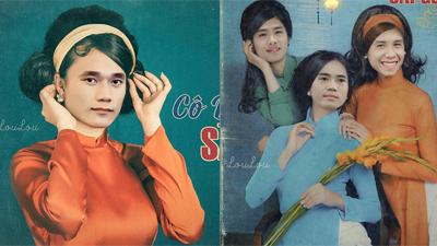 Cười 'không nhặt được mồm' với poster 'Cô Ba Sài Gòn' phiên bản U23 Việt Nam