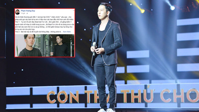 Thí sinh Sing my song bị tố 'đạo nhạc' đáp trả 'gắt' fan EXO
