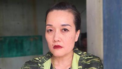 Nghệ sĩ hài Vân Dung bất ngờ thành nữ giang hồ xăm trổ đầy mình trong 'Người phán xử ngoại truyện'