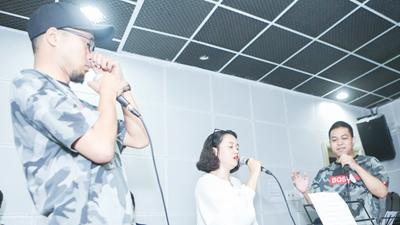 Lộn xộn band mang 'anh hùng bàn phím', 'thánh gõ' vào ca khúc mới trong chung kết Sing my song