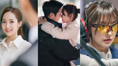 3 bộ phim về đời sống công sở làm mưa làm gió phim Hàn nửa đầu năm 2018