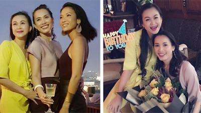 Nhan sắc trẻ trung ở tuổi 42 của Hoa hậu Việt Nam 1998 Ngọc Khánh