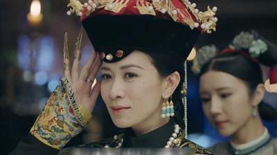 'Diên Hi công lược' tập 41: Nhàn Phi (Xa Thi Mạn) lên ngôi Hoàng hậu, Ngụy Anh Lạc bị ám sát