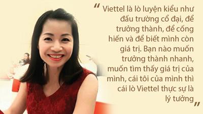 Làm việc ở Viettel bạn được gì?