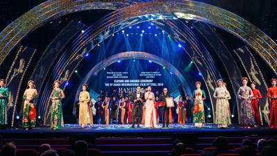Lễ bế mạc Liên hoan phim Quốc tế Hà Nội 2018: Bữa tiệc của âm nhạc và điện ảnh