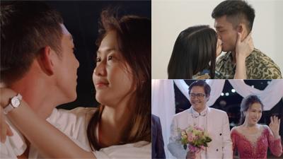 'Hậu duệ mặt trời'tập cuối: Cái kết đẹp như mơ, ngọt ngào và hài hước của các cặp đôi từ chính đến phụ