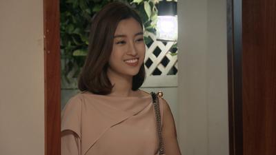 Hoa hậu Đỗ Mỹ Linh bất ngờ xuất hiện, đến tận nhà xin lỗi fan ở tập 14 'Mẹ ơi, bố đâu rồi?'