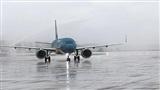 Cảng hàng không quốc tế Vân Đồn đón chuyến bay thương mại đầu tiên
