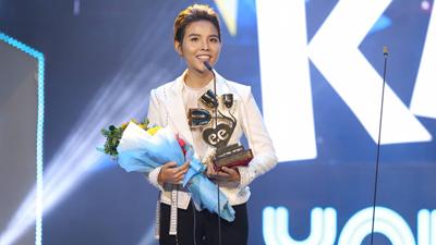 2018 haynăm của Vũ Cát Tường: 4 giải thưởng 'Keeng Young Awards' gọi tên nữ nghệ sĩ sinh năm 1992