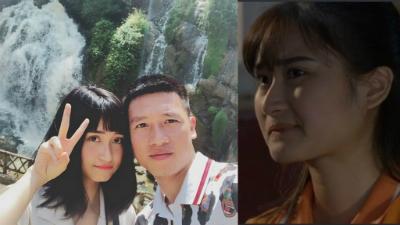 Xem 'Những cô gái trong thành phố', bạn có nhận ra đây là bạn gái của cầu thủ tuyển Việt Nam Huy Hùng không?
