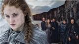 Diễn viên đóng Sansa Stark tiết lộ bí mật kinh hoàng: không được phép… gội đầu khi đóng 'Game of Thrones'