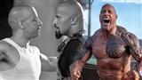 The Rock sẽ không tham gia 'Fast 9' vì kẹt lịch 'Hobbs & Shaw', nhưng lý do chính là vì bất hòa với Vin Diesel?