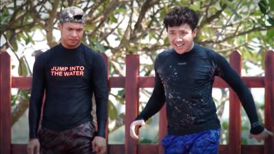 'Running Man Việt Nam': 'Dìm' tất cả không chừa một ai