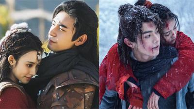Lệnh hạn chế cổ trang từ tháng 3 đến tháng 6 - Số phận phim đang chiếu như 'Đông cung', 'Chiêu Diêu' thế nào?