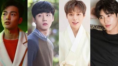 Park Ji Hoon (Wanna One), Kim Min Jae - Seo Ji Hoon xác nhận đóng 'Vườn sao băng' bản cổ trang