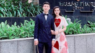 Duy Mạnh và Quỳnh Anh 'chơi lớn', đăng ảnh cô dâu - chú rể xúng xính khiến dân mạng được phen trầm trồ