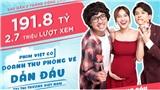 Sau tất cả, 'Cua lại vợ bầu' mới chính là phim có doanh thu phòng vé dẫn đầu thị trường Việt Nam